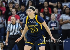 NCAA Women's Basketball Tournament 2nd Round - #1 UConn 71 vs. #9 Quinnipiac 46 (47)