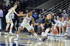 NCAA Women's Basketball Tournament 2nd Round - #1 UConn 71 vs. #9 Quinnipiac 46 (52)