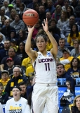 NCAA Women's Basketball Tournament 2nd Round - #1 UConn 71 vs. #9 Quinnipiac 46 (57)