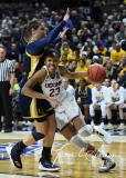 NCAA Women's Basketball Tournament 2nd Round - #1 UConn 71 vs. #9 Quinnipiac 46 (63)