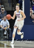 NCAA Women's Basketball Tournament 2nd Round - #1 UConn 71 vs. #9 Quinnipiac 46 (83)