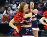 NCAA Women's Basketball Tournament 2nd Round - #1 UConn 71 vs. #9 Quinnipiac 46 (94)