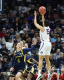 NCAA Women's Basketball Tournament 2nd Round - #1 UConn 71 vs. #9 Quinnipiac 46 (99)