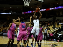 Gallery- NCAA Womens Basketball- UCF 61 vs Memphis 41
