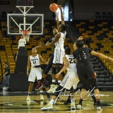 NCAA Womens Basketball - UCF 76 vs. Temple 46 (10)