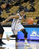 NCAA Womens Basketball - UCF 76 vs. Temple 46 (100)