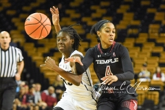 NCAA Womens Basketball - UCF 76 vs. Temple 46 (19)