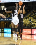 NCAA Womens Basketball - UCF 76 vs. Temple 46 (23)