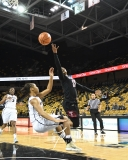NCAA Womens Basketball - UCF 76 vs. Temple 46 (25)