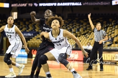 NCAA Womens Basketball - UCF 76 vs. Temple 46 (36)