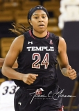 NCAA Womens Basketball - UCF 76 vs. Temple 46 (47)