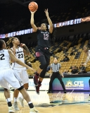NCAA Womens Basketball - UCF 76 vs. Temple 46 (54)