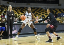 NCAA Womens Basketball - UCF 76 vs. Temple 46 (62)