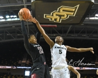 NCAA Womens Basketball - UCF 76 vs. Temple 46 (63)