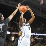 NCAA Womens Basketball - UCF 76 vs. Temple 46 (66)