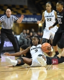 NCAA Womens Basketball - UCF 76 vs. Temple 46 (70)