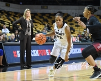 NCAA Womens Basketball - UCF 76 vs. Temple 46 (73)