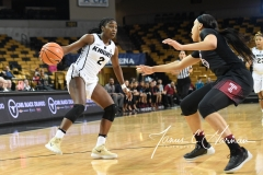 NCAA Womens Basketball - UCF 76 vs. Temple 46 (79)