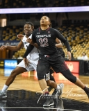 NCAA Womens Basketball - UCF 76 vs. Temple 46 (88)