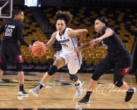 NCAA Womens Basketball - UCF 76 vs. Temple 46 (89)