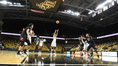 NCAA Womens Basketball - UCF 76 vs. Temple 46 (90)