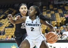 NCAA Womens Basketball - UCF 76 vs. Temple 46 (91)