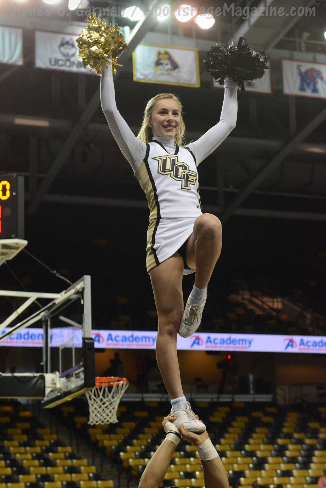 Gallery NCAA Women's Basketball: UCF 81 vs. Omaha 41 ...