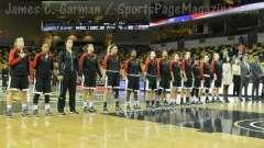 NCAA Women's Basketball - UCF 81 vs. Omaha 41 - Photo (13)