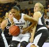 NCAA Women's Basketball - UCF 81 vs. Omaha 41 - Photo (18)