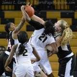 NCAA Women's Basketball - UCF 81 vs. Omaha 41 - Photo (24)