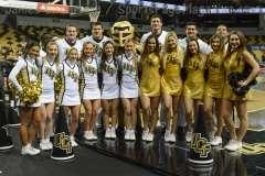 NCAA Women's Basketball - UCF 81 vs. Omaha 41 - Photo (3)