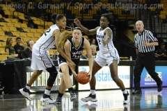 NCAA Women's Basketball - UCF 81 vs. Omaha 41 - Photo (68)