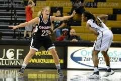 NCAA Women's Basketball - UCF 81 vs. Omaha 41 - Photo (85)