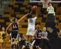 NCAA Women's Basketball - UCF 81 vs. Omaha 41 - Photo (98)