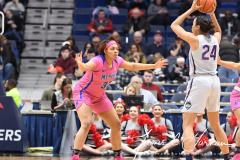NCAA Women's Basketball - UConn Huskies 102 vs. Memphis Tigers 45 (104)