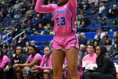 NCAA Women's Basketball - UConn Huskies 102 vs. Memphis Tigers 45 (106)