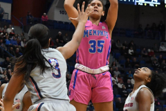 NCAA Women's Basketball - UConn Huskies 102 vs. Memphis Tigers 45 (109)
