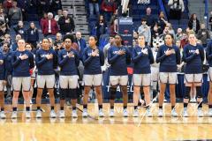 NCAA Women's Basketball - UConn Huskies 102 vs. Memphis Tigers 45 (11)