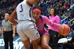 NCAA Women's Basketball - UConn Huskies 102 vs. Memphis Tigers 45 (110)