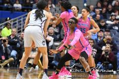 NCAA Women's Basketball - UConn Huskies 102 vs. Memphis Tigers 45 (114)