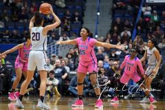 NCAA Women's Basketball - UConn Huskies 102 vs. Memphis Tigers 45 (119)