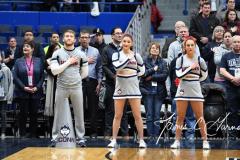 NCAA Women's Basketball - UConn Huskies 102 vs. Memphis Tigers 45 (12)