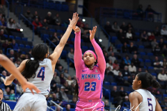 NCAA Women's Basketball - UConn Huskies 102 vs. Memphis Tigers 45 (121)