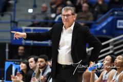 NCAA Women's Basketball - UConn Huskies 102 vs. Memphis Tigers 45 (123)