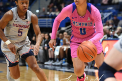 NCAA Women's Basketball - UConn Huskies 102 vs. Memphis Tigers 45 (124)