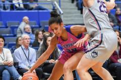 NCAA Women's Basketball - UConn Huskies 102 vs. Memphis Tigers 45 (128)