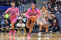 NCAA Women's Basketball - UConn Huskies 102 vs. Memphis Tigers 45 (130)