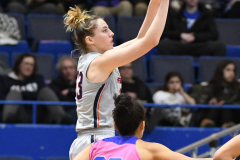 NCAA Women's Basketball - UConn Huskies 102 vs. Memphis Tigers 45 (132)