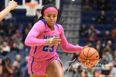 NCAA Women's Basketball - UConn Huskies 102 vs. Memphis Tigers 45 (133)