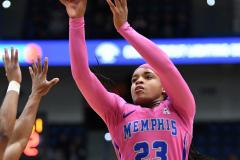 NCAA Women's Basketball - UConn Huskies 102 vs. Memphis Tigers 45 (135)